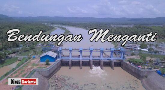 Objek Wisata Bendungan Manganti
