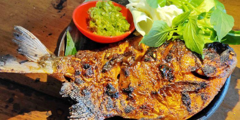 Santapan Lezat dengan Resep Masak Ikan Gurame Bakar Madu