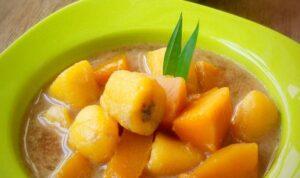 Resep Masak ENAK Buat Kolak Pisang dan Labu Kuning