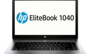 Drivers HP EliteBook Folio 1040 G1 Download