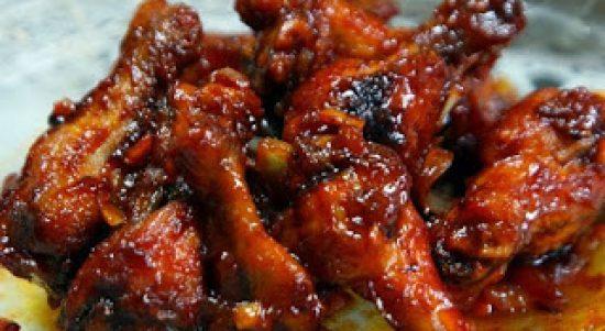Resep Masakan Ayam Pedas Manis Lezat Banget!