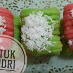 Resep Masak Getuk Lindri dari Singkong yang Enak 7 Keturuanan! :)