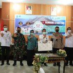 Rembuk Stunting Kabupaten OKI, Rabu (3/6)
