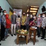 Peresmian Studio Film dan Sanggar Palembang Novella
