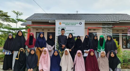 UAS Dirikan Rumah Quran Gratis
