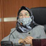 Direktur PPs UBD Prof Hj Isnawijayani MSi PhD