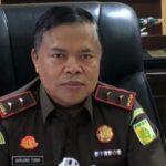 Kepala Kejaksaan Tinggi Sulawesi Tenggara Sardjono Turin
