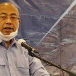 Pelaksana Tugas (Plt) Dirjen Perikanan Tangkap KKP Muhammad Zaini