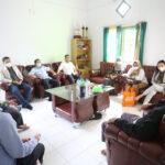 udiensi Universitas Bina Darma ke Forum Pondok Pesantren Sum-Sel (Forpess), Selasa (23/6)