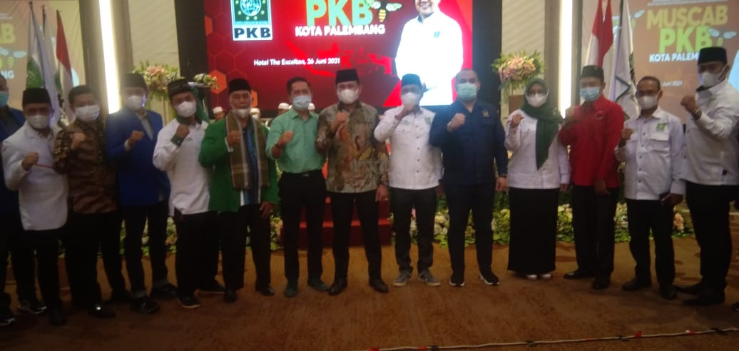 Muscab PKB Kota Palembang, Sabtu (26/6)