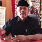 Ketua Bidang Adat Istiadat MAA Aceh, H Bahtiar AR