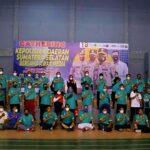 Polda Sumsel gelar media gathering dengan awak media, Jumat (2/7)