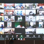 Rapat Koordinasi Penanganan COVID-19 Tingkat Desa, Kelurahan dan Kecamatan di Kabupaten Muba