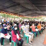 RMSH Palembang dan IDI gelar vaksinasi anak usia 12-17 tahun