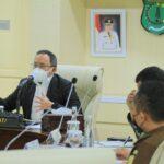 Bupati Muba Dr H Dodi Reza Alex Noerdin Lic Econ MBA