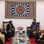 Hakim agung Mahkamah Agung RI dan rombongan ke provinsi Aceh