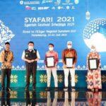 Pembukaan Syariah Festival Sriwijaya 2021