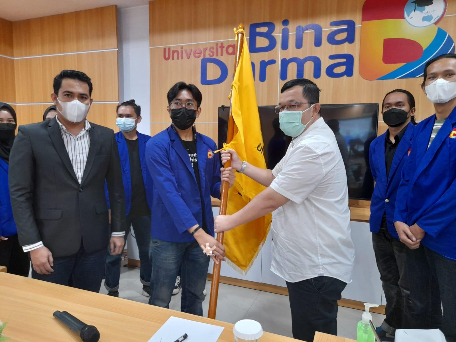 Pelaksanaan BIMTEK dan Pelepasan Mahasiswa KKN Universitas Bina Darma, Sabtu (24/7)