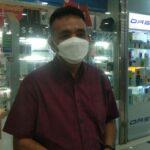 Ketua DP APINDO Kota Palembang Gordon Butarbutar SH MH MBA