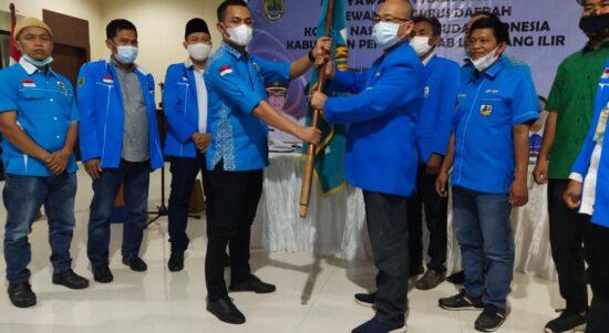 Fardinan Terpilih Aklamasi sebagai Ketua KNPI Kabupaten PALI