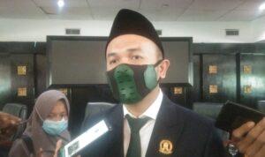 Anggota DPRD Kota Palembang, Muhammad Arpani