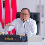Bupati Musi Banyuasin, Dr H Dodi Reza Alex Noerdin Lic Econ MBA