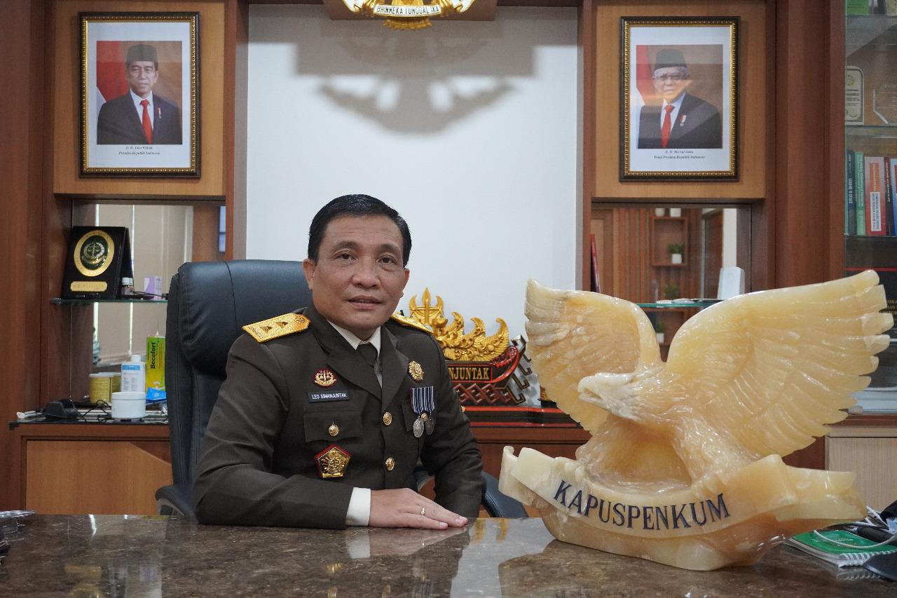 Jaksa Agung ST Burhanudin