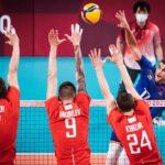 Final bola voli putra antara Perancis vs Komite Olimpiade Rusia (ROC) pada Olimpiade Tokyo 2020, Sabtu (7/8)