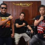 Para personal grup musik Maharya; Angga Maharya, Herman Husin eks Jamrud, dan Iram U'Camp. (Dok. Istimewa)