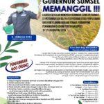Pemprov Sumsel merekrut 400 orang tenaga Pendamping Peningkatan Ekonomi Pertanian (PPEP)