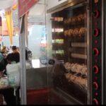 Suasana RM Ayam Guling Palembang