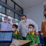 Bupati Musi Banyuasin, Dr Dodi Reza Alex Noerdin Lic Econ MBA