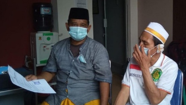 Astagfirullah..., Muazin di Medan jadi Korban Penganiayaan, Kupingnya Disayat hingga Nyaris Putus