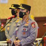 Kapolri, Jenderal Polisi Drs. Listyo Sisgit Prabowo, M.Si