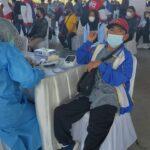 IKA UNPAD menggelar vaksinasi massal untuk penyandang disabilitas di Jawa Barat,