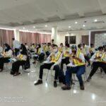 Mahasiswa Universitas Bina Darma Palembang melaksanakan Uji Sertifikasi Program Vokasi bidang Konstruksi