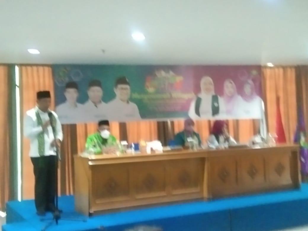 DPW Perempuan Bangsa PKB Sumsel menggelar musyawarah wilayah, Sabtu (11/9)
