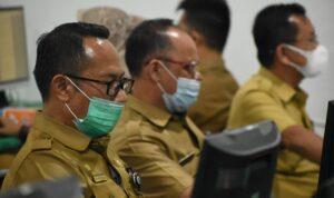 Sebanyak 137 Pejabat Administrator dan 310 pejabat pengawas di lingkungan Pemerintah Kabupaten OKI mengikuti tes potensi dan kompetensi