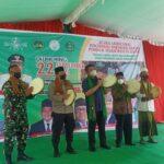 Kanwil Kemenag Sumsel meluncurkan Percepatan Vaksinasi Santri Pondok Pesantren se-Sumatera Selatan Tahun 2021 di Pesantren Sultan Mahmud Badaruddin II Palembang, Rabu (22/9).