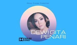 Dewi Gita, Penyanyi lagu Penari karya Chossypratama. (Dok. Istimewa)