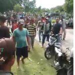 Petugas vaksinasi Covid-19 di Aceh Barat Daya dibubarkan dan diusir oleh masyarakat dan para nelayan, Selasa (28/9)