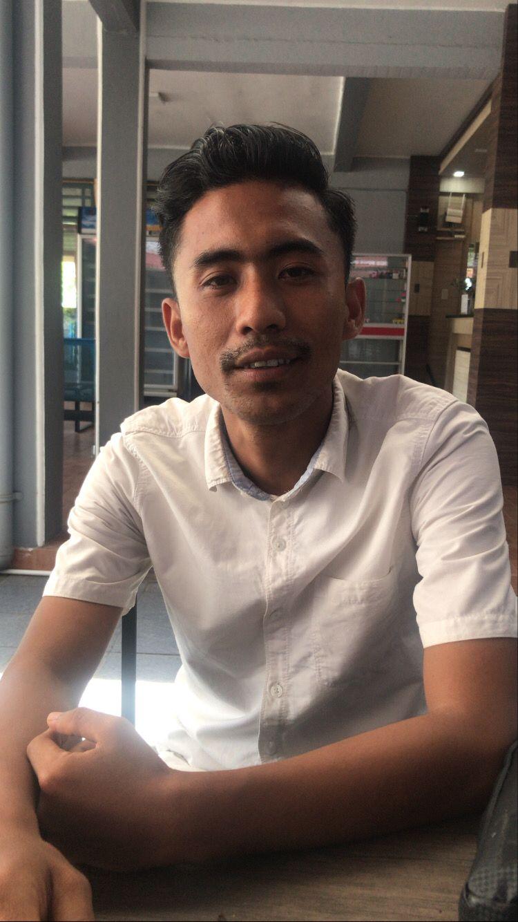 Sekretaris YARA perwakilan Aceh Barat Daya Hamdani SH