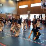 Latihan bersama NPSF diikuti oleh lebih dari 200 pesilat dari 22 perguruan di seluruh Belanda
