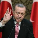 Presiden Erdogan Ancam Usir 10 Dubes, Termasuk dari Amerika Serikat