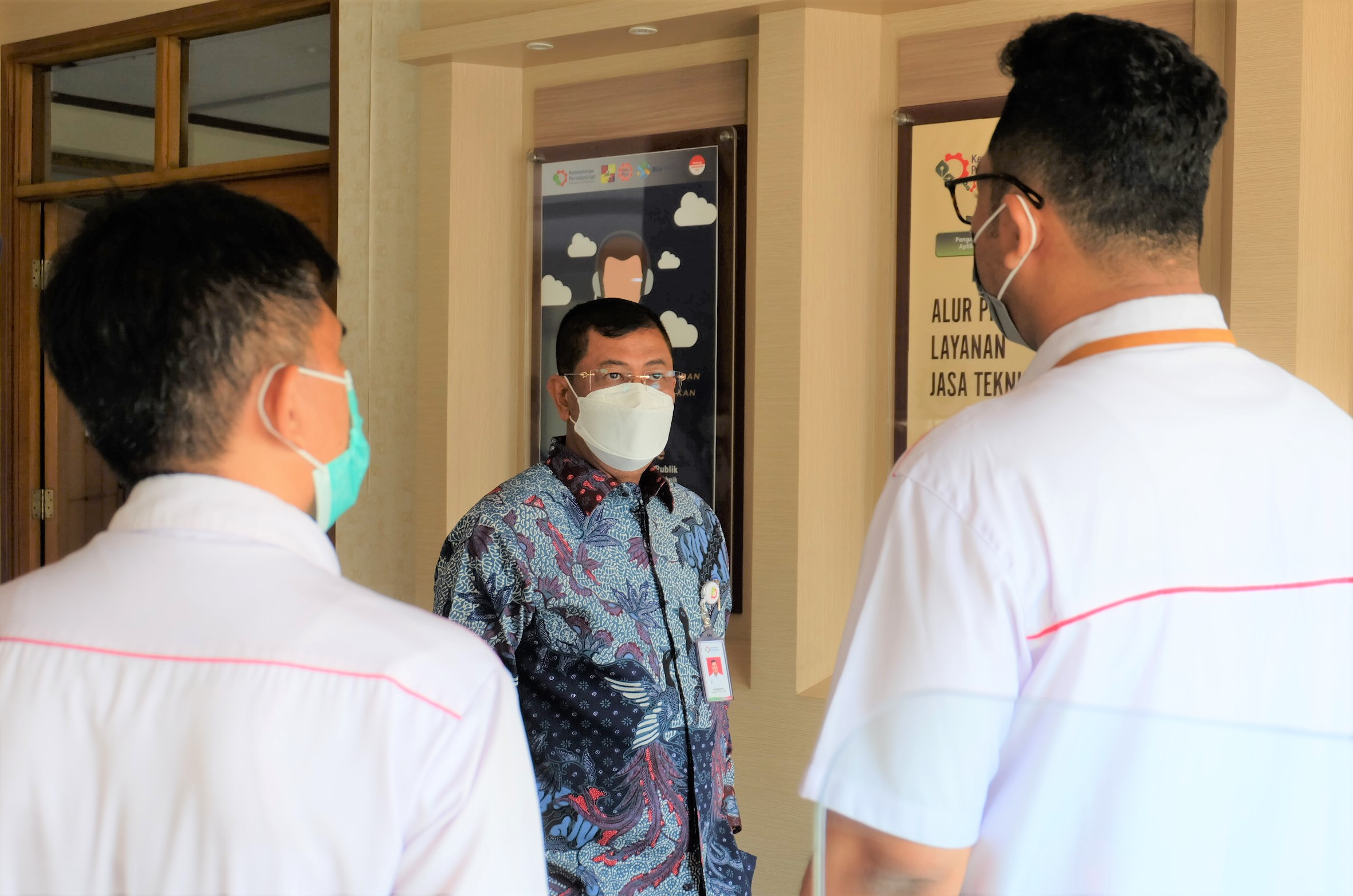 Kementerian Perindustrian berkomitmen kuat terhadap pelaksanaan reformasi birokrasi dan peningkatan pelayanan publik.