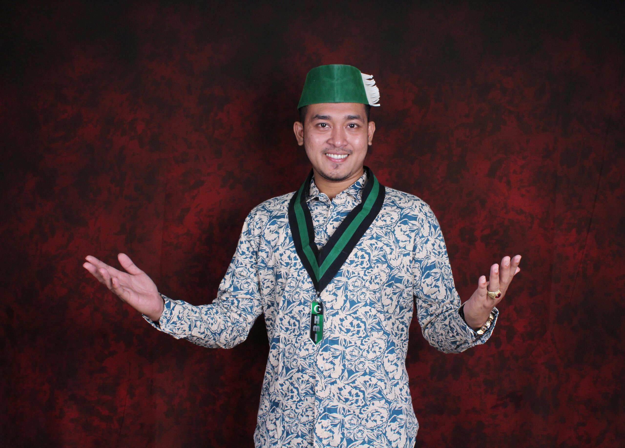 Dede Irawan Nahkoda Baru Badko HMI Sumbagsel 2021-2023