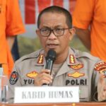 Kabid Humas Polda Metro Jaya, Kombes Pol Drs Yusri Yunus