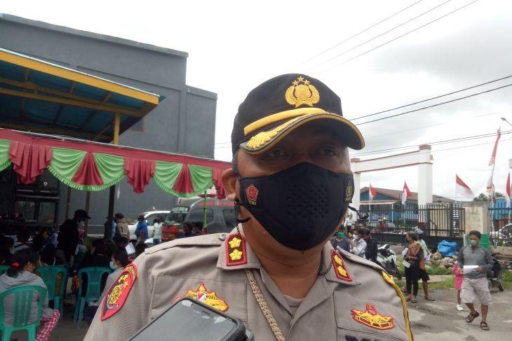 Tim penyidik gabungan Polres Mimika bersama Satgas Nemangkawi masih terus menyelidiki penemuan lebih dari 600 butir amunisi di Timika