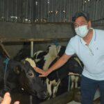 Kementerian Perindustrian terus memacu produktivitas industri pengolahan susu di dalam negeri agar dapat memenuhi kebutuhan pasar domestik dan ekspor.