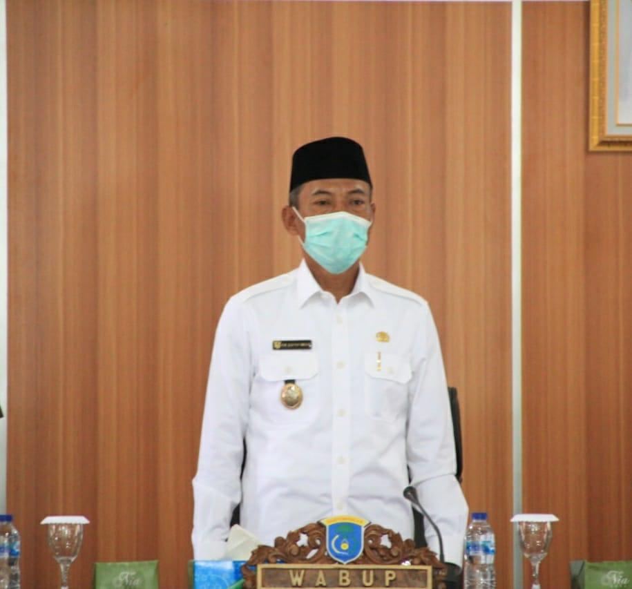 Wakil Bupati Ogan Komering Ilir, HM Djafar Shodiq